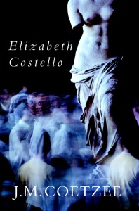 "Cover art for Coetzee's ""Elizabeth Costello"" (2003)"