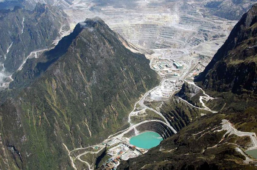 freeport mine 2006