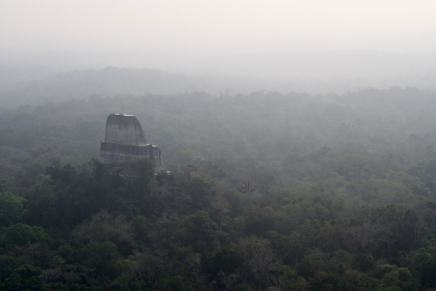 Tikal. Photo by Micha Rahder.