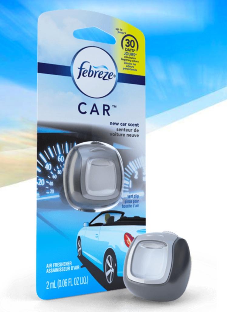 Febreeze New Car